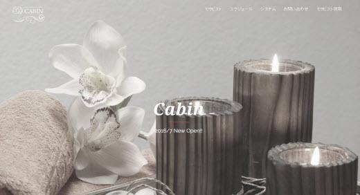 Cabin キャビン
