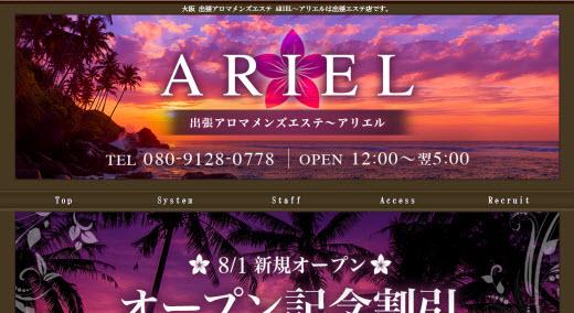 ARIEL アリエル